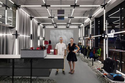 Dossier de presse | 1080-02 - Communiqué de presse | International Awards shortlist announced - INSIDE: World Festival of Interiors - Competition - Crumpler Prahran, Australia<br>by Russell & George<br>
