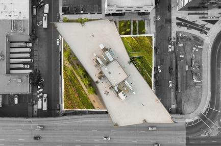 Press kit | 2766-01 - Press release | YARD - Skylab - Commercial Architecture - Photo credit: Stephen Miller