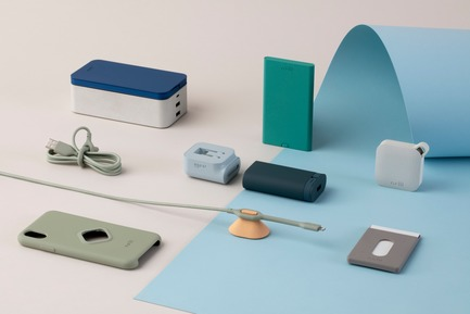 Press kit | 2176-05 - Press release | designjunction Announces First Exhibitor Line-Up and Product Launches - designjunction - Event + Exhibition - ech accessories from Nolii  - Photo credit: designjunction2018