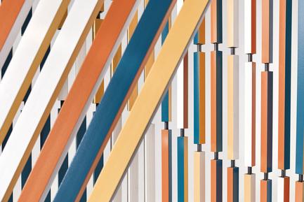 Press kit | 2506-05 - Press release | Form Follows Fun: Young Architects and Designers Get Inventive with Ceramics - AGROB BUCHTAL and AIT-Dialog - Competition - Transmittanceby Avishkar Bharati, JDAP Design-Architecture-Planning, Mumbai, India - Photo credit:  Jochen Stüber, Hamburg,for AGROB BUCHTAL