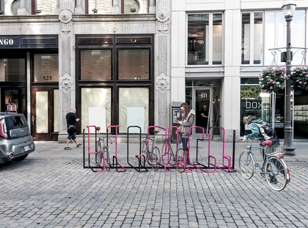 Press kit | 1586-05 - Press release | ABCyclette - Hatem+D Architecture - Industrial Design - Rendering - Photo credit:   @hatemplusd