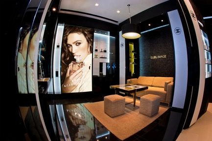 Press kit | 3294-01 - Press release | Meet BIRKA the Leading Retail Architect to the World's Luxury Brands - BIRKA - Commercial Interior Design - Photo credit: BIRKA for Chanel Buenos Aires