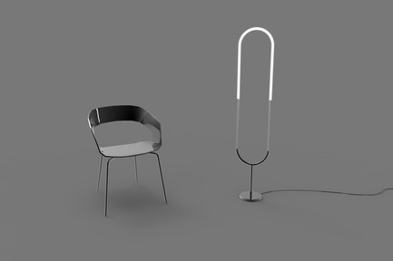 Press kit | 1895-07 - Press release | L A M P Winners Announced for 2018 Annual International Lighting Design Competition - L A M P (Lighting Architecture Movement Project) - Competition -  Student runner-up ~ Arch by Noah Howells from Boone, North Carolina, USA  - Photo credit: LAMP