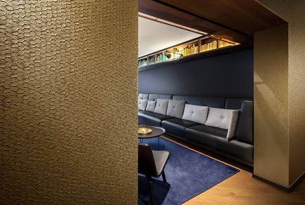 Dossier de presse | 2672-02 - Communiqué de presse | Vescom Brand Introduction in the US - Vescom - Design industriel - Vescom - wallcovering - Cantin - Crédit photo : Vescom