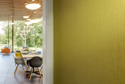 Dossier de presse | 2672-02 - Communiqué de presse | Vescom Brand Introduction in the US - Vescom - Design industriel - Vescom - wallcovering - Onari - Crédit photo : Vescom