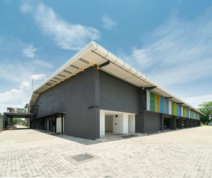 Press kit | 2605-02 - Press release | JPDA Makes History With Certification of First Passive House Building In South Asia - Jordan Parnass Digital Architecture - Commercial Architecture - Exterior EIFS claddiing - Photo credit: Ganidu Balasuriya