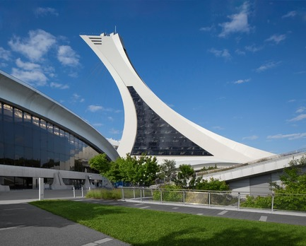 Press kit | 952-17 - Press release | A New Silhouette for the Montréal Tower - Provencher_Roy - Commercial Architecture - Montréal Tower  - Photo credit: Stéphane Brügger