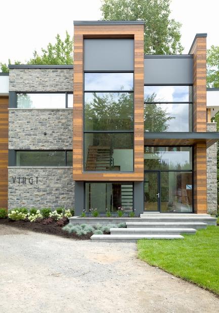 Press kit | 1776-05 - Press release | Projet Dion - Fabelta, Systèmes de fenestration - Residential Architecture