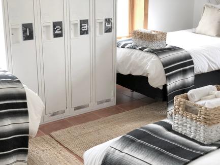 Press kit | 3385-01 - Press release | Découvrez le Boho Dunham - KABIN inc. - Commercial Interior Design -         BOHO Dunham Interior -Shared Rooms - Photo credit: KABIN