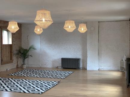 Press kit | 3385-01 - Press release | Découvrez le Boho Dunham - KABIN inc. - Commercial Interior Design -  BOHO Dunham Interior - BOHO Space - Photo credit: KABIN
