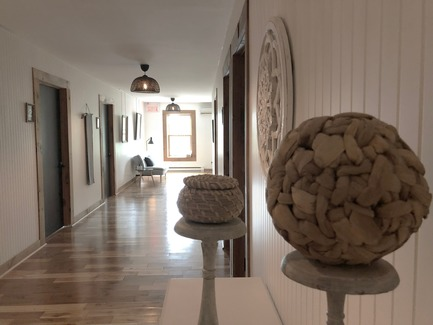 Press kit | 3385-01 - Press release | Découvrez le Boho Dunham - KABIN inc. - Commercial Interior Design -   Lounge & Common Spaces   - Photo credit: KABIN