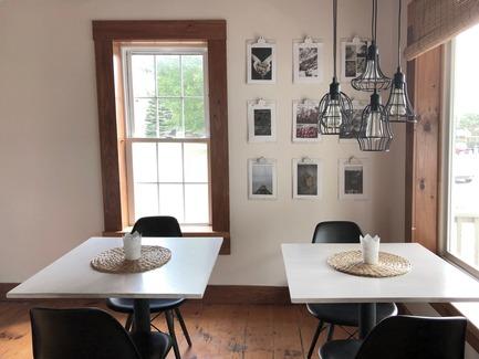 Press kit | 3385-01 - Press release | Découvrez le Boho Dunham - KABIN inc. - Commercial Interior Design -   BOHO Dunham Interior -Lobby  - Photo credit: KABIN