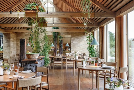 Press kit | 1292-02 - Press release | An Intimate Look Inside the New noma - A Restaurant Village Designed by BIG - BIG - Bjarke Ingels Group - Commercial Architecture - Photo credit: Rasmus Hjortshoj