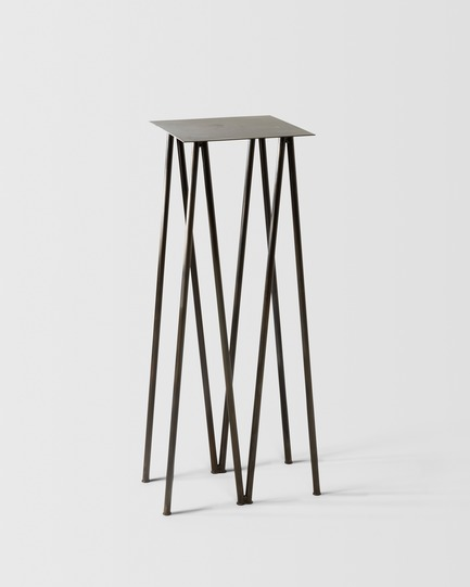 Dossier de presse | 2757-06 - Communiqué de presse | UMÉ Studio Unveils New Limited Edition Items - UMÉ STUDIO - Product - Paper Table M. - Crédit photo : William Boice