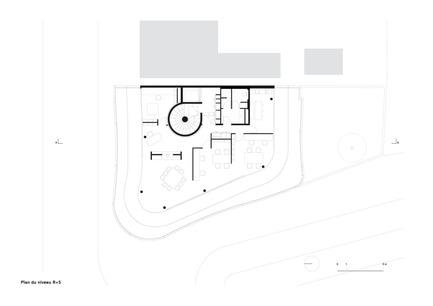 Dossier de presse | 1040-02 - Communiqué de presse | Aalta - Martin Duplantier Architectes - Commercial Architecture - Crédit photo : Debarre Duplantier Associés