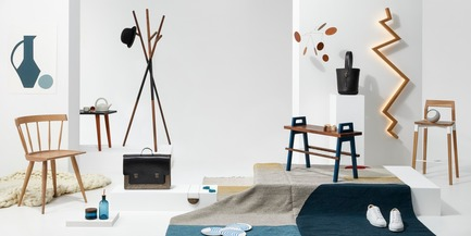 Press kit | 3518-01 - Press release | Simons Supports Canadian Makers with Launch of Fabrique1840 - La Maison Simons - Product - Assortment from Fabrique 1840<br>