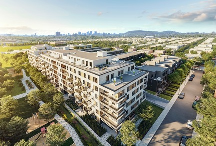 Dossier de presse | 3070-02 - Communiqué de presse | KnightsBridge and DevMcGill Join Forces to Build Tak Village - DevMcGill - Real Estate - Crédit photo : DevMcGill