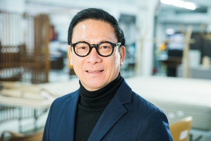 Press kit | 1696-22 - Press release | Red Dot Award: Product Design Begins – Call for Entries Open to Designers and Manufacturers Worldwide - Red Dot Design Award - Competition - Jury member Steve Leung<br> - Photo credit: Red Dot<br>