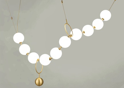 Press kit | 2110-05 - Press release | Inspired by legend, Coco by Larose Guyon illuminates with an air of sophistication - Larose Guyon - Lighting Design - Photo credit: Larose Guyon