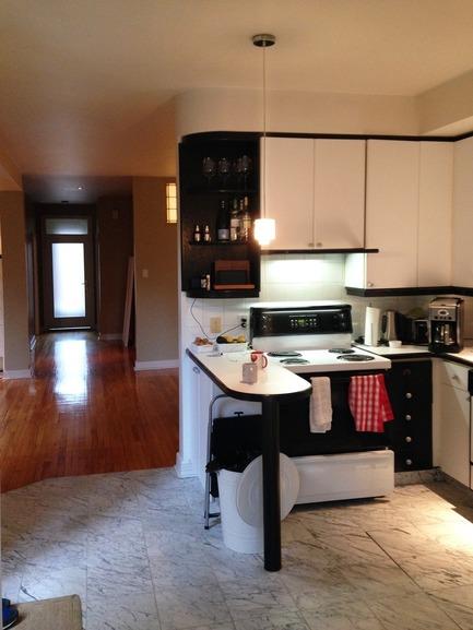 Dossier de presse | 2370-01 - Communiqué de presse | Hutchison Flat - Atelier SUWA - Residential Architecture - Before - Crédit photo : Atelier SUWA