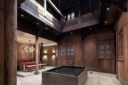 Dossier de presse | 3593-01 - Communiqué de presse | Wuyuan Skywells Hotel - anySCALE Architecture Design - Commercial Interior Design - Crédit photo : Xia Zhi