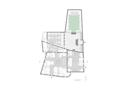 Dossier de presse | 3593-01 - Communiqué de presse | Wuyuan Skywells Hotel - anySCALE Architecture Design - Commercial Interior Design - Crédit photo : anySCALE Architecture Design