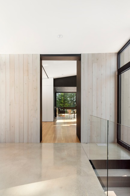 Press kit | 720-12 - Press release | TRIPTYQUE - yh2 - Residential Architecture - Photo credit: Maxime Brouillet
