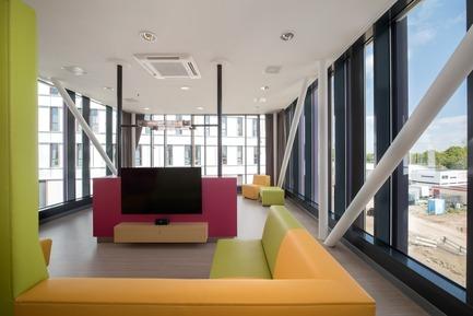 Dossier de presse | 3665-01 - Communiqué de presse | PrestigiousiF DESIGN AWARD 2019 for Experience Design OfficeMMEK' - MMEK' - Commercial Interior Design - Crédit photo : Ewout Huibers