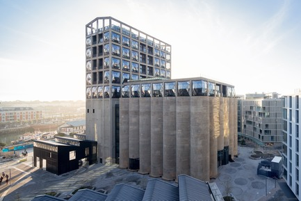 Press kit | 661-47 - Press release | World Architecture Festival 2018 – Day One Winners of International Architectural Awards Announced - World Architecture Festival (WAF) - Competition - Heatherwick Studio won the 'New and Old - Completed Buildings' award for their Zeitz MOCAA project in Cape Town, South Africa.  - Photo credit:  Iwan Baan