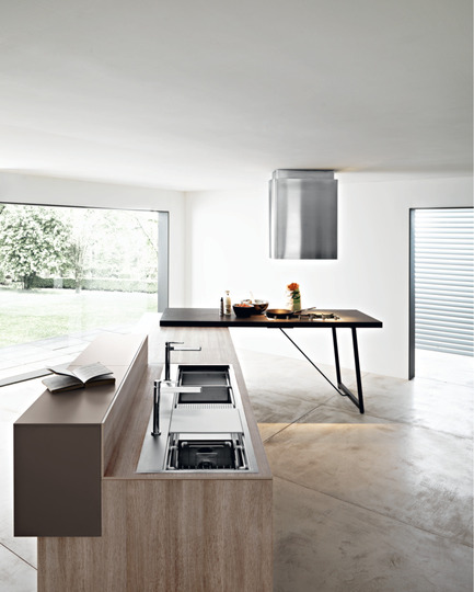 Press kit | 1045-01 - Press release | Cesar kitchens now have their point of sale in Montreal - Pure Cuisines + mobilier européens - Industrial Design - KORA - Photo credit: Pure Cuisines