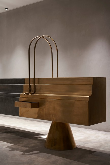 Press kit | 661-51 - Press release | INSIDE World Festival of Interiors Announces Day One Winners from RAI Amsterdam - INSIDE: World Festival of Interiors - Competition - Retail Winner: BLANK by Hangzhou AN Interior Design Co - Photo credit: Yujie Liu