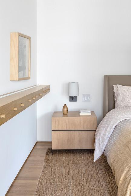 Dossier de presse | 3039-02 - Communiqué de presse | RBI Apartment - Coletivo Arquitetos - Design d'intérieur résidentiel - Master Bedroom - Crédit photo : Ruy Teixeira