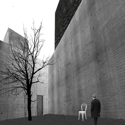 Dossier de presse | 661-48 - Communiqué de presse | World Architecture Festival 2018 – Day Two Winners of International Architectural Awards Announced - World Architecture Festival (WAF) - Concours - The 'Culture - Future Projects' category winners were Studio 44 for their Museum of the Siege of Leningrad, in St Petersburg, Russia. - Crédit photo : Courtesy of World Architecture Festival