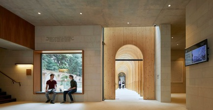 Press kit | 661-48 - Press release | World Architecture Festival 2018 – Day Two Winners of International Architectural Awards Announced - World Architecture Festival (WAF) - Competition - Alison Brooks Architects won the 'Higher Education and Research - Completed Buildings' award for Exeter College Cohen Quadrangle in Oxford, United Kingdom. - Photo credit: Courtesy of World Architecture Festival
