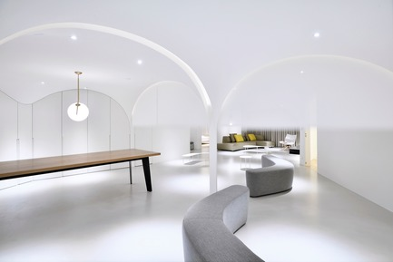 Dossier de presse | 661-52 - Communiqué de presse | INSIDE World Festival of Interiors Announces Day TwoWinners from RAI Amsterdam - INSIDE: World Festival of Interiors - Concours - Residential Winner: Sunny Apartment (Taichung, Taiwan) by Very Studio and Che Wang Architects - Crédit photo : Studio Mill Space + Te-Fan Wang + Very Studio + Che Wang Architects