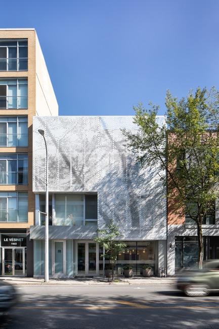 Dossier de presse | 780-05 - Communiqué de presse | Van Horne - Paul Bernier Architecte - Residential Architecture - Crédit photo : Adrien Williams