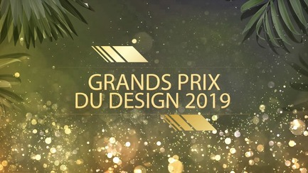 Press kit | 673-20 - Press release | The GRAND PRIX DU DESIGN 12th Edition Gala - PID Agency - Competition - entête GPD 12e édition - Photo credit: Agence PID