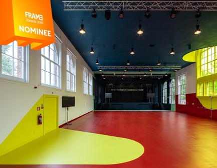 Dossier de presse | 3160-03 - Communiqué de presse | Announcing the Nominees of the Frame Awards 2019 - Frame - Competition - Best Use of Colour<br> - Crédit photo : URBAN CENTER,Out of office