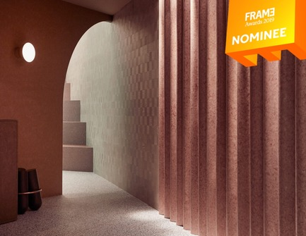 Press kit | 3160-03 - Press release | Announcing the Nominees of the Frame Awards 2019 - Frame - Competition - Best Use of Material <br> - Photo credit: THE LOOKOUT, Note Design Studio