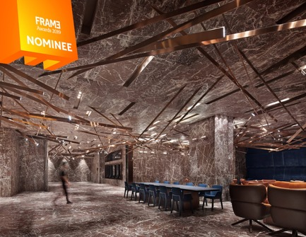 Dossier de presse | 3160-03 - Communiqué de presse | Announcing the Nominees of the Frame Awards 2019 - Frame - Competition - Entertainment Venue of the Year<br> - Crédit photo : BFC BONA CINEMA, ONE PLUS PARTNERSHIP LIMITED
