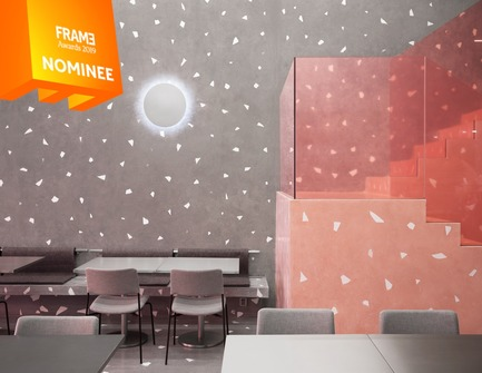 Dossier de presse | 3160-03 - Communiqué de presse | Announcing the Nominees of the Frame Awards 2019 - Frame - Competition - Restaurant of the Year<br> - Crédit photo : NOUS, Buyang Zheng
