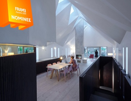 Press kit | 3160-03 - Press release | Announcing the Nominees of the Frame Awards 2019 - Frame - Competition - House of the Year<br> - Photo credit: CHAPEL,Craftworks