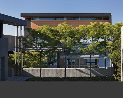 Press kit | 883-04 - Press release | AIA Northwest and Pacific Region Awards 16 projects for design excellence - The American Institute of Architects (AIA) - Competition -  Citation Award<br>Courtyard Cut, Mercer Island, WA<br>E. Cobb Architects