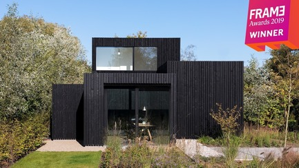 Dossier de presse | 3160-04 - Communiqué de presse | Frame Awards 2019 Winners Announced - Frame - Competition - i29 Interior Architects and Chris Collaris - Crédit photo : Holiday Home, Vinkeveen