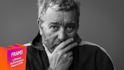 Dossier de presse | 3160-04 - Communiqué de presse | Frame Awards 2019 Winners Announced - Frame - Competition - Philippe Starck - Crédit photo : Lifetime Achievement Award