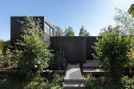 Dossier de presse | 863-03 - Communiqué de presse | Tiny Holiday Home - i29 interior architects & chris collaris - Residential Interior Design - Crédit photo : ewout huibers