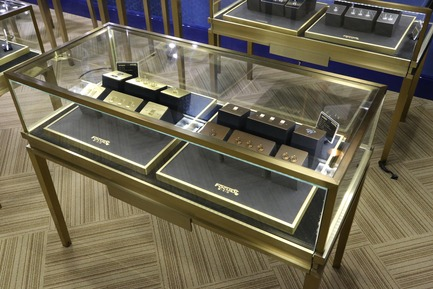 Press kit   2651-01 - Press release   New Wall Display is Added to One of Focus SB's Five New Showrooms, Beijing - Focus SB Ltd - Commercial Interior Design - Focus SB Shanghai showroom display.<br> - Photo credit: Copyright Focus SB.<br>