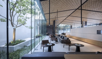 Press kit | 3599-02 - Press release | City of Sky - WJ Design - Commercial Interior Design - City of Sky - WJ design&nbsp; - Photo credit:  Qiang SHEN<span></span>