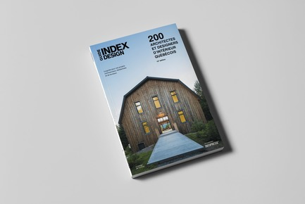 Press kit | 611-31 - Press release | Index-Design lance le Guide 200 architectes et designers d'intérieur québécois - Index-Design - Edition