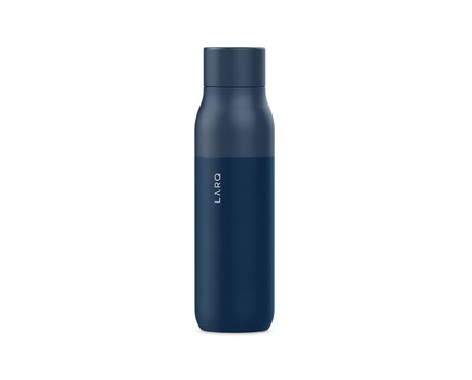 "Press kit | 1696-24 - Press release | Finest quality: Red Dot jurors award top-class design products - Red Dot Design Award - Competition - Reusable bottle ""LARQ""  - Photo credit: Red Dot"